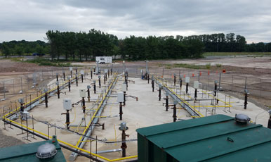 Gas Thermal Remediation